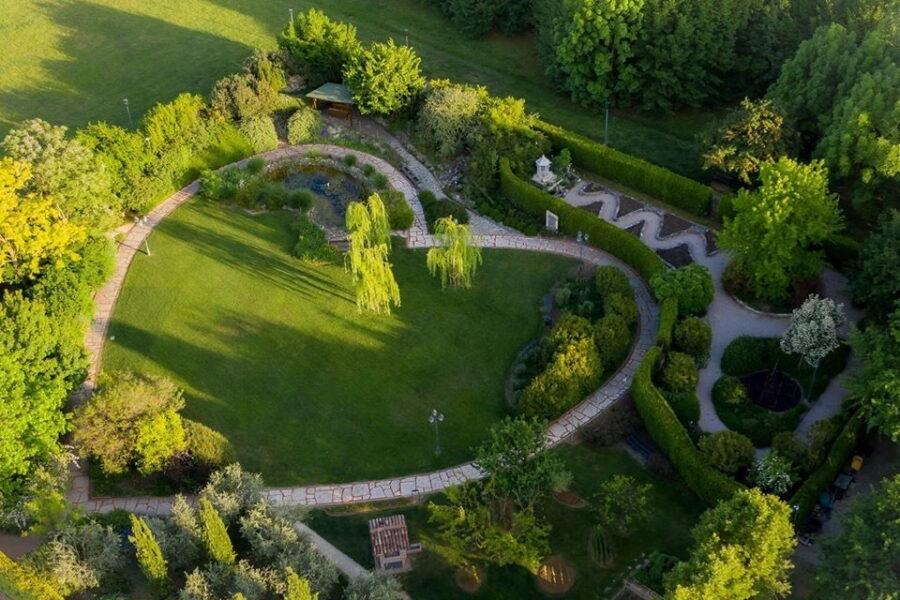 """Atlantide in giardino"" con Sabrina Grementieri"