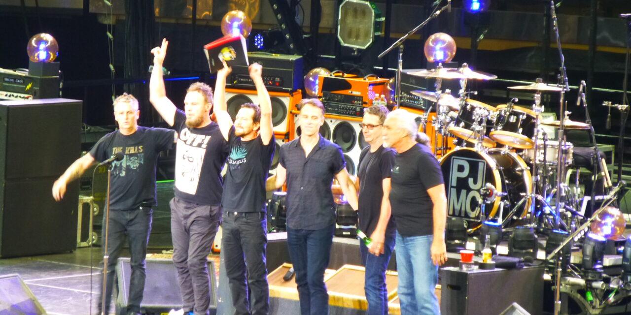 Unica data italiana dei Pearl Jam il 26 giugno 2021 all'autodromo
