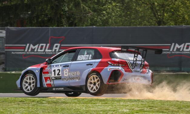Week-end all'autodromo con l'inizio del Gruppo Peroni Race