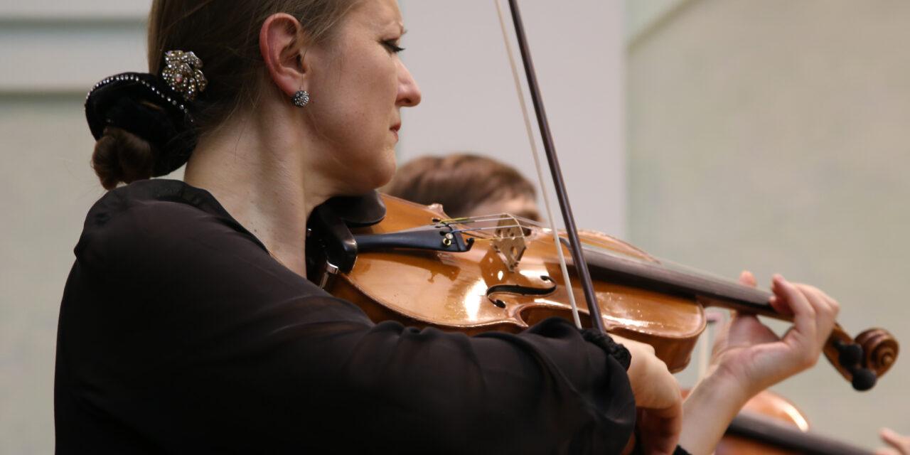 Concerto col violino di Contavalli sulla pagina Facebook della Fondazione Crimola