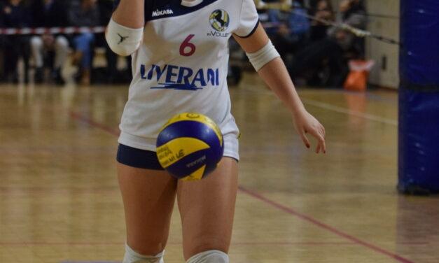 Volley B1, torna alla Clai la giovane alzatrice Irene Carnevali