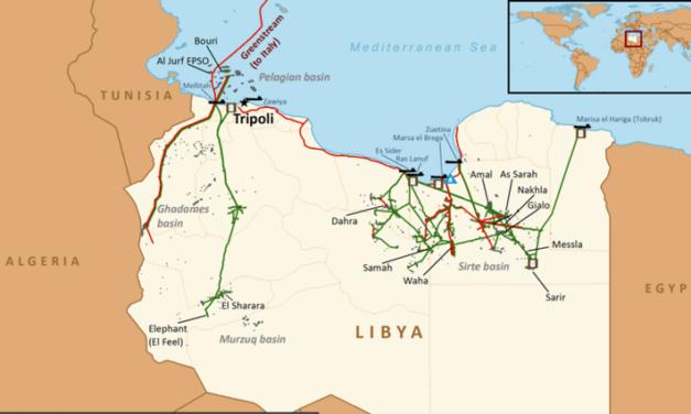 Russia, Egitto e Turchia nel conflitto libico