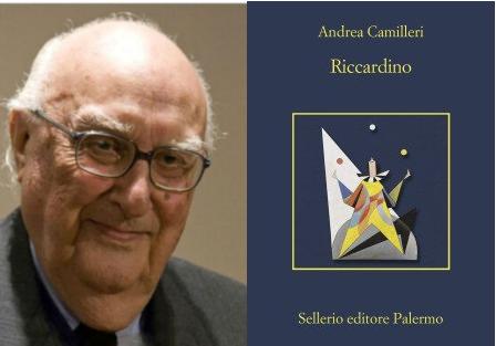 """Il grande momento è arrivato: in libreria """"Riccardino"""", ultimo libro di Camilleri"""