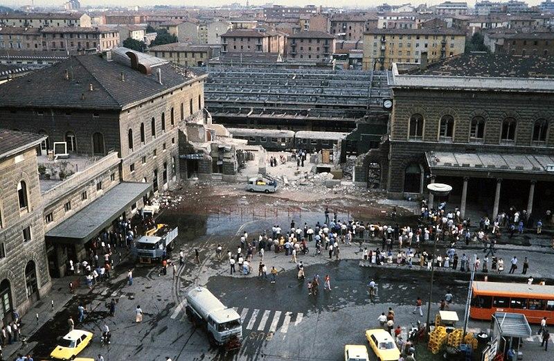 Bologna 2 agosto 1980, 40 anni fa la strage della stazione