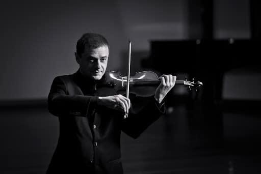 Concerto di beneficenza del Comitato Sao Bernardo per violino e piano