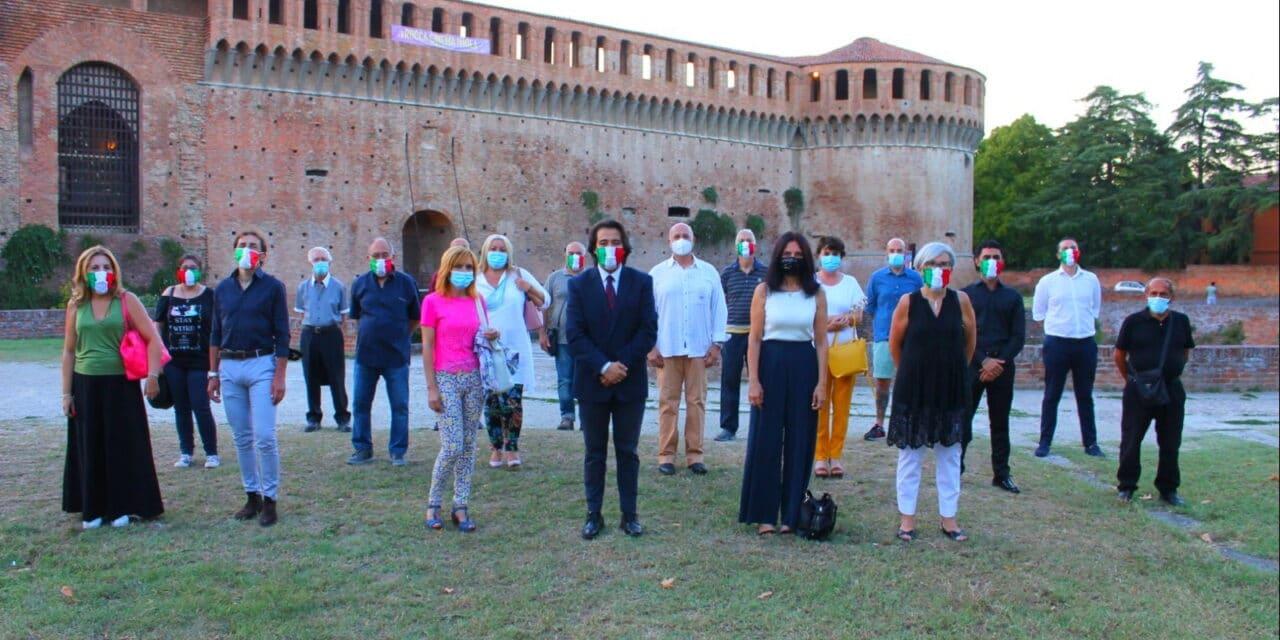 Fratelli d'Italia si presenta con le punte Vacchi, Boschi e Teresa Merli