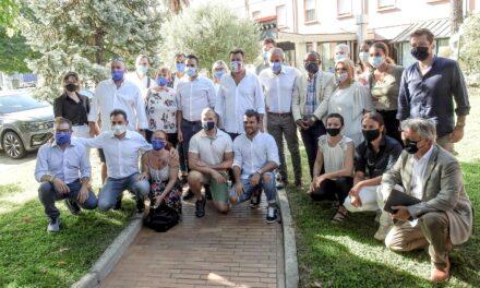 Salvini dà il via alla lista della Lega, in testa gli ex consiglieri Carapia e Cavina