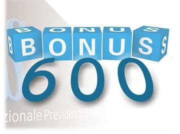 Bonus 600 euro e le conseguenze della storia
