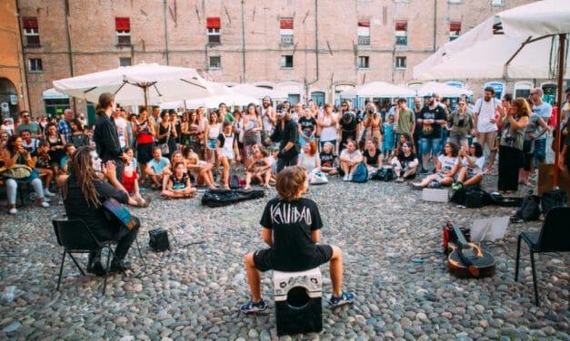 Buskers Festival a Ferrara dal 26 al 30 agosto