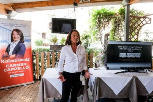 Elezioni Imola: le 5 azioni di Carmen Cappello per rimettere in moto la città