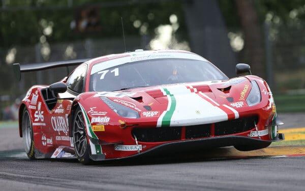 Successo della Ferrari nel Gran Turismo Endurance