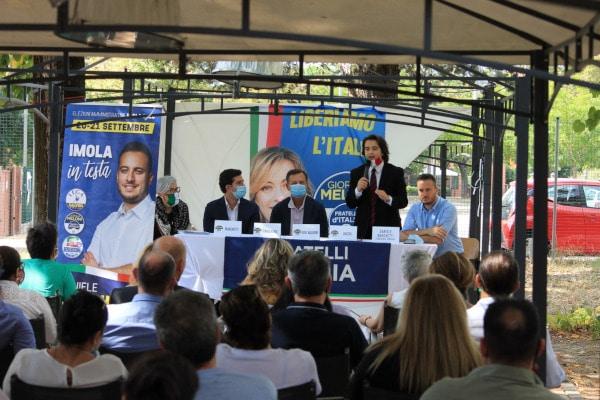 Fratelli d'Italia, al via la campagna elettorale