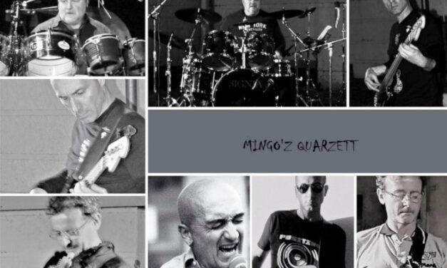 All'Arena di Castel San Pietro Terme arriva il rock dei Mingo'z Quarzett