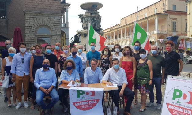 Elezioni Faenza 2020, i candidati del Partito democratico