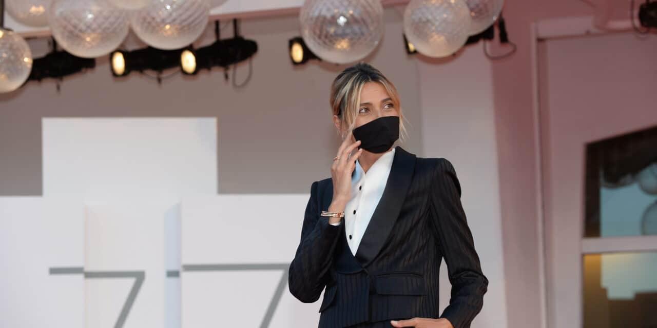 Anna Foglietta apre la 77° Mostra del Cinema di Venezia