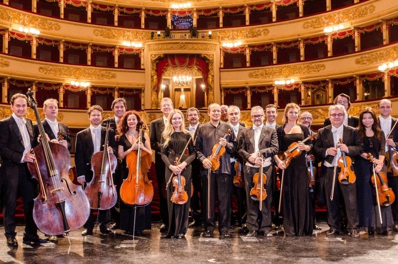Partirà a ottobre la stagione concertistica dell'Emilia Romagna Festival