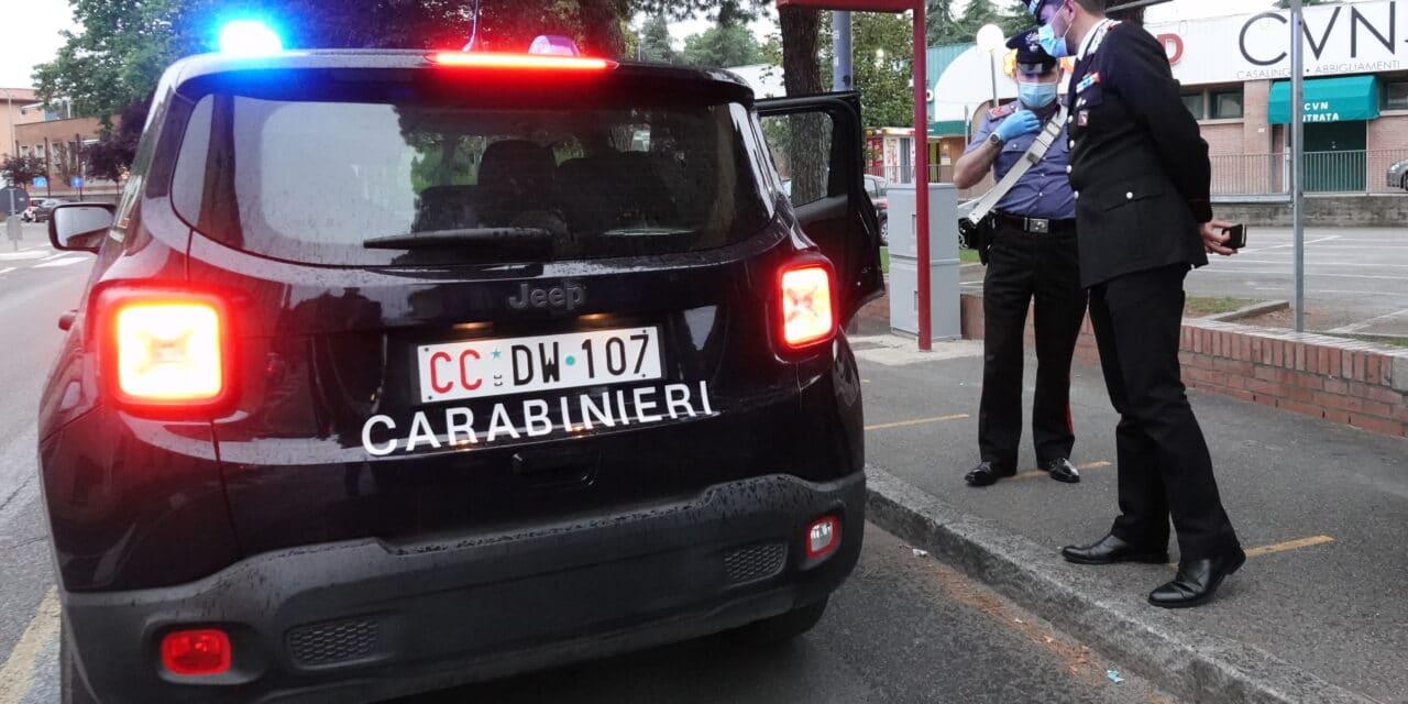 Spacciatore di droga fermato dai carabinieri, ora è in attesa dell'arresto