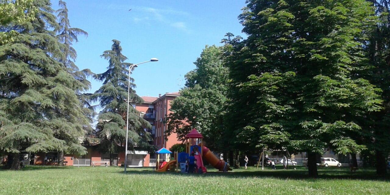 Castello, da abbattere alberi a rischio caduta nel parco di piazzale Dante