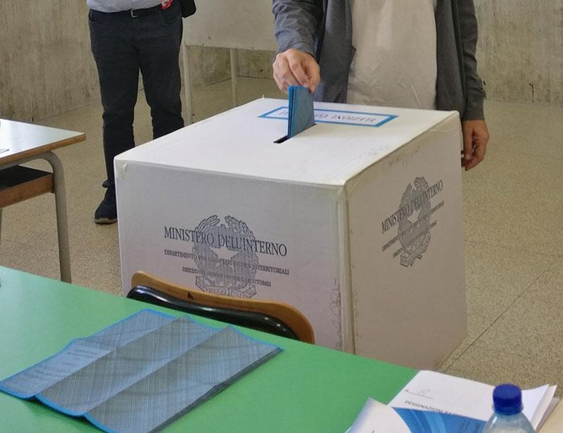 Referendum per ridurre i parlamentari: nel circondario tutti molto sopra il 50%
