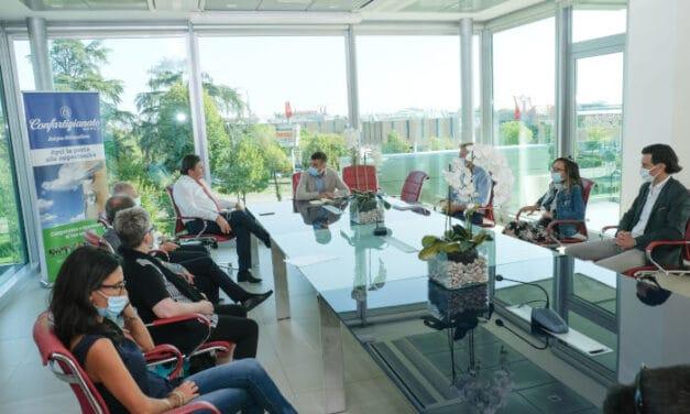 """Confartigianato a Panieri: """"Dobbiamo fare ripartire economia e relazioni istituzionali"""""""
