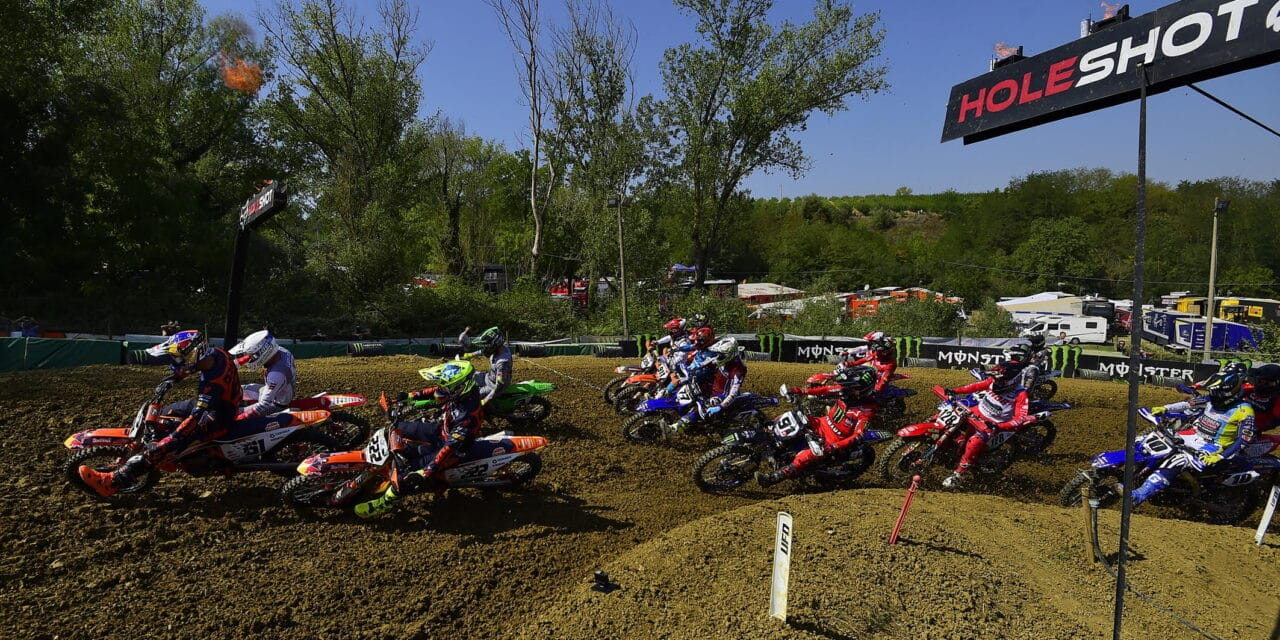 Mondiale di Motocross a Faenza: con 2 secondi posti Cairoli primo in classifica