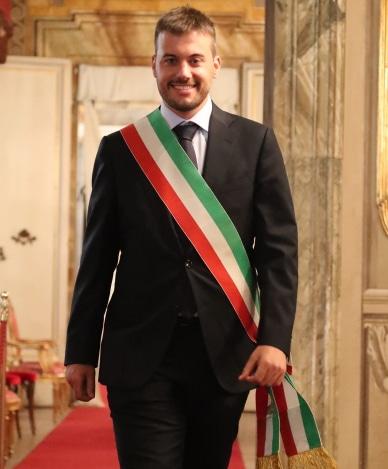 Marco Panieri è stato proclamato sindaco con il 57,4% dei voti