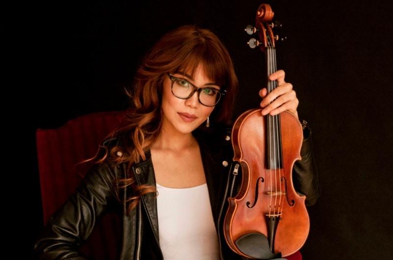 """""""Magie senza tempo"""" con la talentuosa violinista Tussupbekova"""