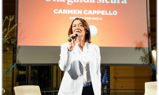 """Elezioni Imola, Cappello: Il mio progetto per """"rialzare Imola"""""""