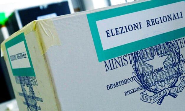 Elezioni regionali: finisce 3 – 3, ora si attende la Valle d'Aosta
