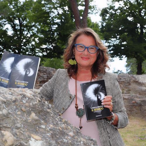 Gabriella Pirazzini presenta i suoi libri a Castel San Pietro Terme
