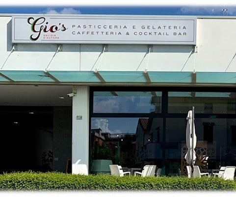 Gio's, una riapertura all'insegna del gelato