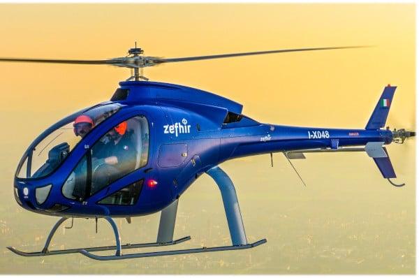 Mondiali di ciclismo: l'energia sostenibile di Hera e l'elicottero della Curti