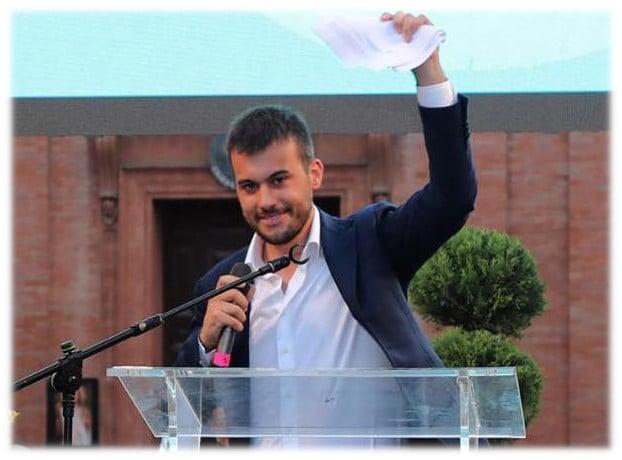Nuovo sindaco, una serata di festa in Imola