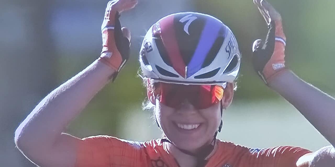 Mondiali di ciclismo Imola: trionfo della Van Der Breggen, bronzo per la Longo Borghini