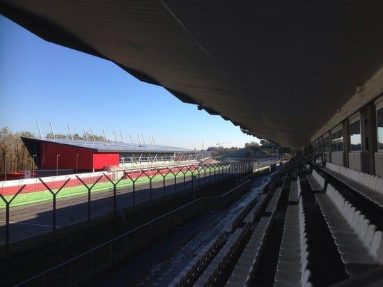 """Gp di F1 con il pubblico sulle tribune grazie al sistema """"a petalo"""""""