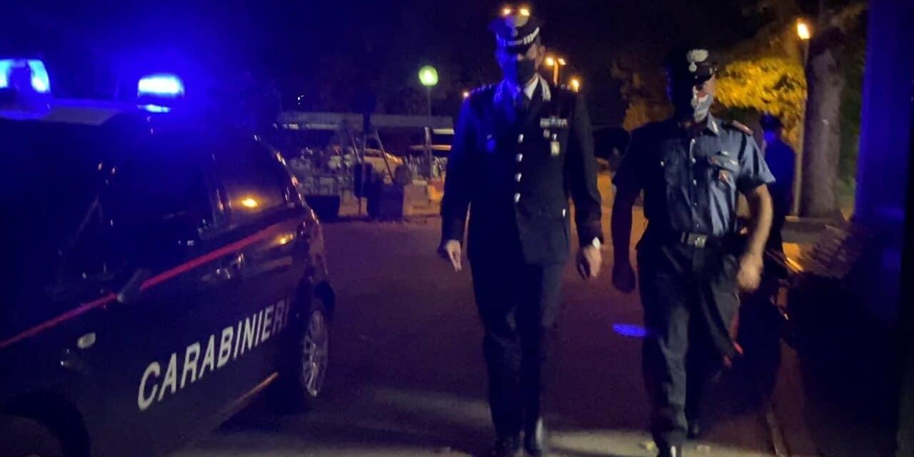 Ricercato per tentato omicidio, arrestato dai carabinieri con aggravanti