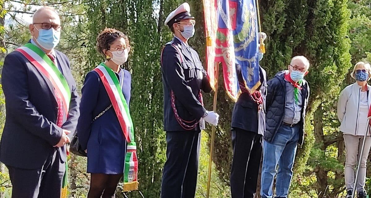 """""""Memoria è futuro"""", il ricordo dei partigiani uccisi a Ca' di Malanca"""
