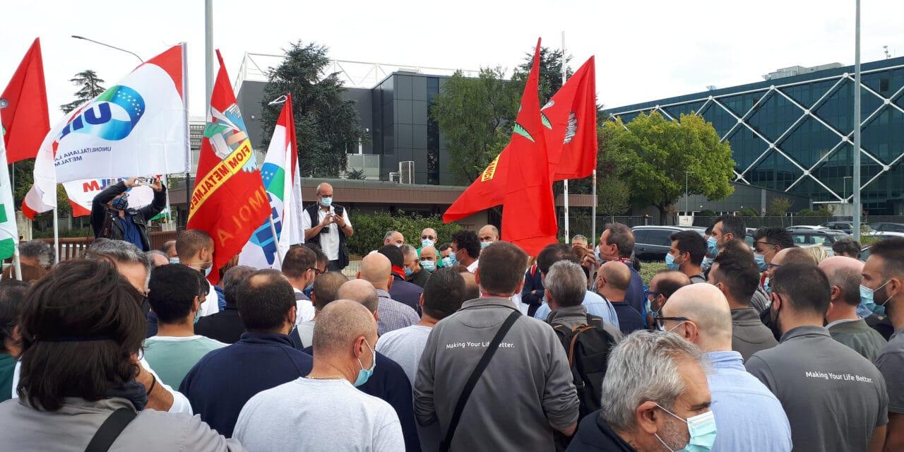 Vicenda Cefla: l'Amministrazione ha incontrato i sindacati preoccupati