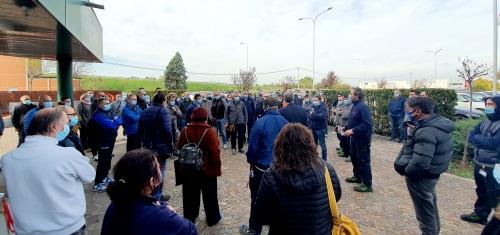 Cefla Shopfitting, trattativa ferma sulle tutele per i dipendenti: sciopero