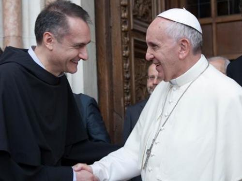 Frate Mauro Gambetti chiamato a diventare Cardinale da Papa Francesco