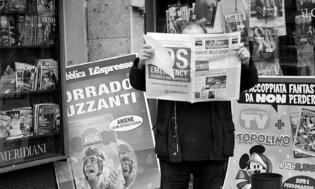 """Vendita delle """"Gazzette"""", e perché non Repubblica?"""