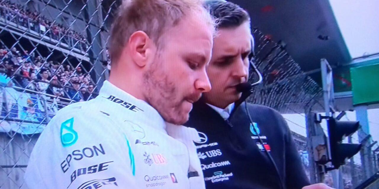 Bottas beffa Hamilton, sua la pole nel Gp Formula uno di Imola