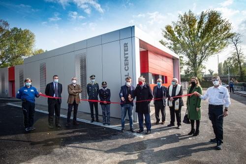 Inaugurati nuovo Medical Center ed elisuperficie all'autodromo