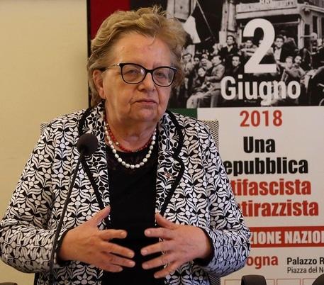 Imola Città medaglia d'oro ricorda la scomparsa di Carla Nespolo