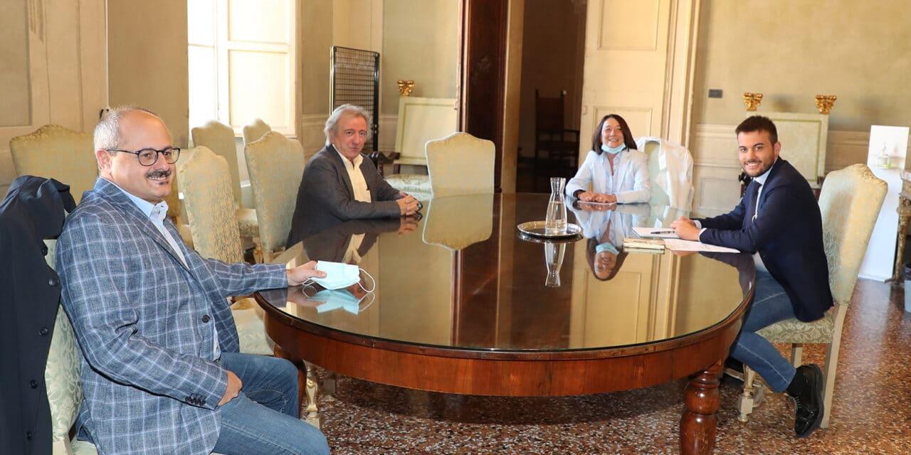 Panieri incontra i candidati a sindaco su Covid, Cefla, e ambiente