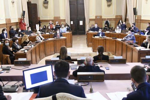 Visani presidente del nuovo Consiglio, Vacchi vice, Carapia a bocca asciutta