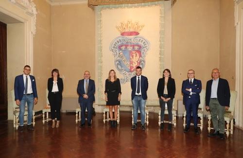 Giunta Panieri, Castellari il vice, tre donne e un tecnico all'Urbanistica