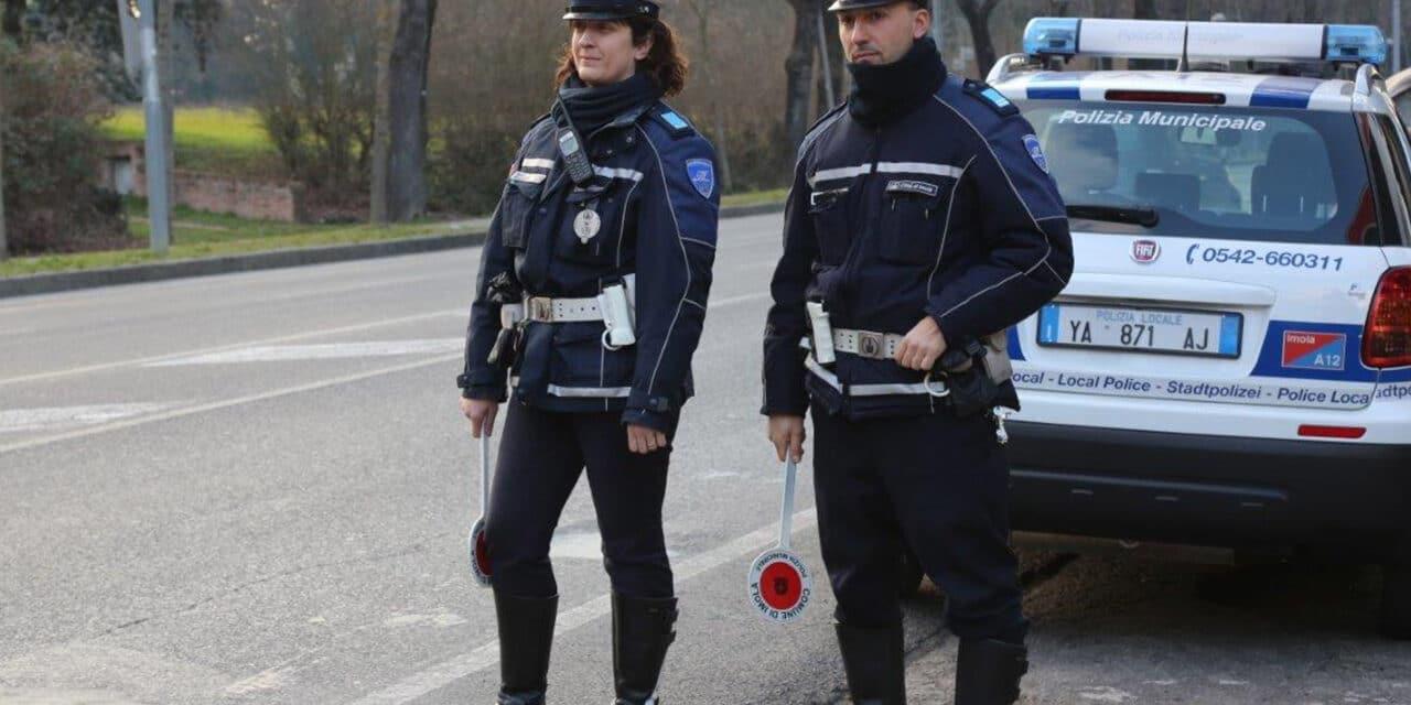 Polizia Locale in centro tutti i sabati e una volta alla settimana nelle frazioni