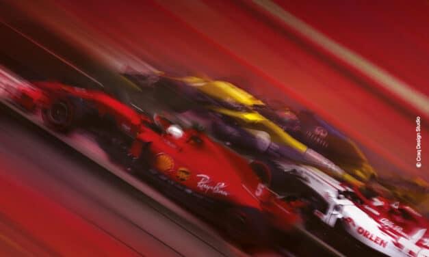 """""""Imola is back"""" nel poster ufficiale del ritorno della Formula Uno"""