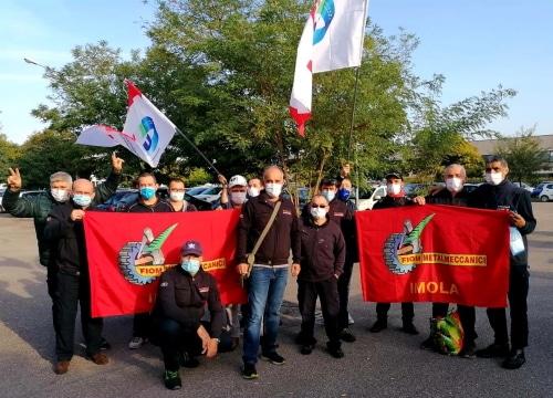 Rottura delle trattative dei metalmeccanici, scioperi anche nel circondario